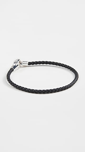 Miansai Knox Leather Bracelet