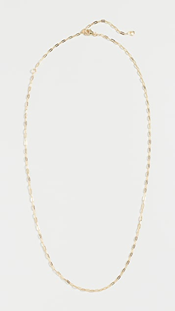 Miansai 1.7MM Cable Chain Necklace