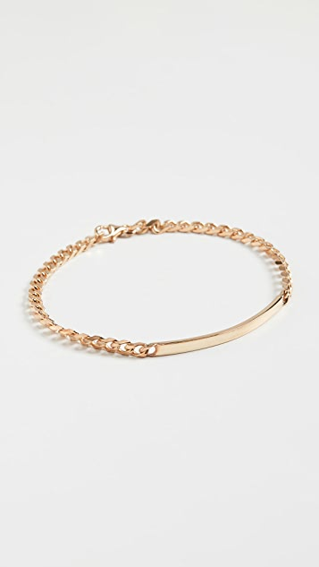Miansai ID Chain Bracelet