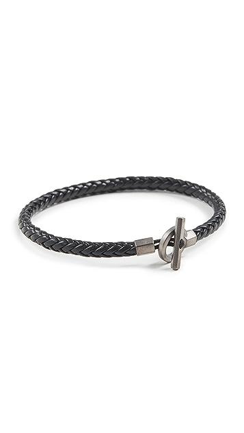 Miansai Atlas Leather Bracelet