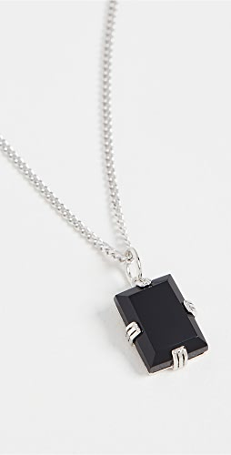 Miansai - Lennox Onyx Necklace