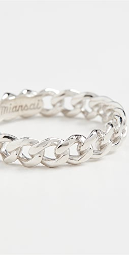 Miansai - Cuban Link Ring