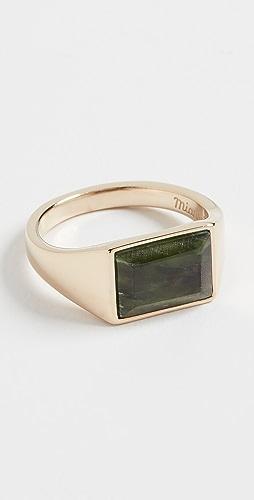 Miansai - Lennox Jasper Ring