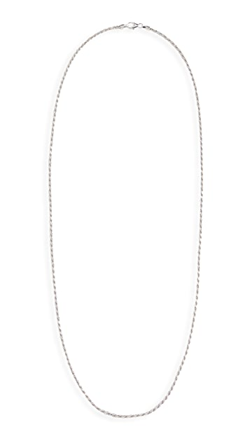 Miansai Rope Chain Necklace