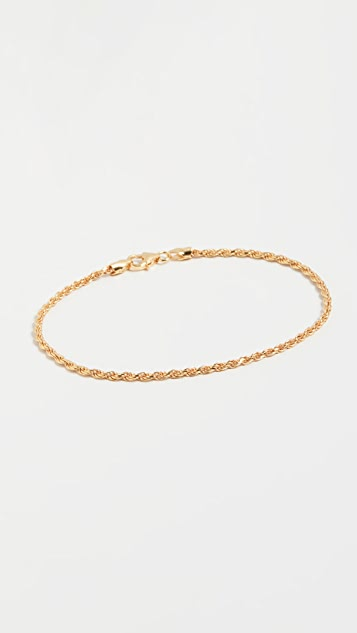 Miansai Rope Chain Bracelet