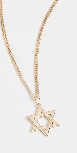 Miansai - Star of David Necklace