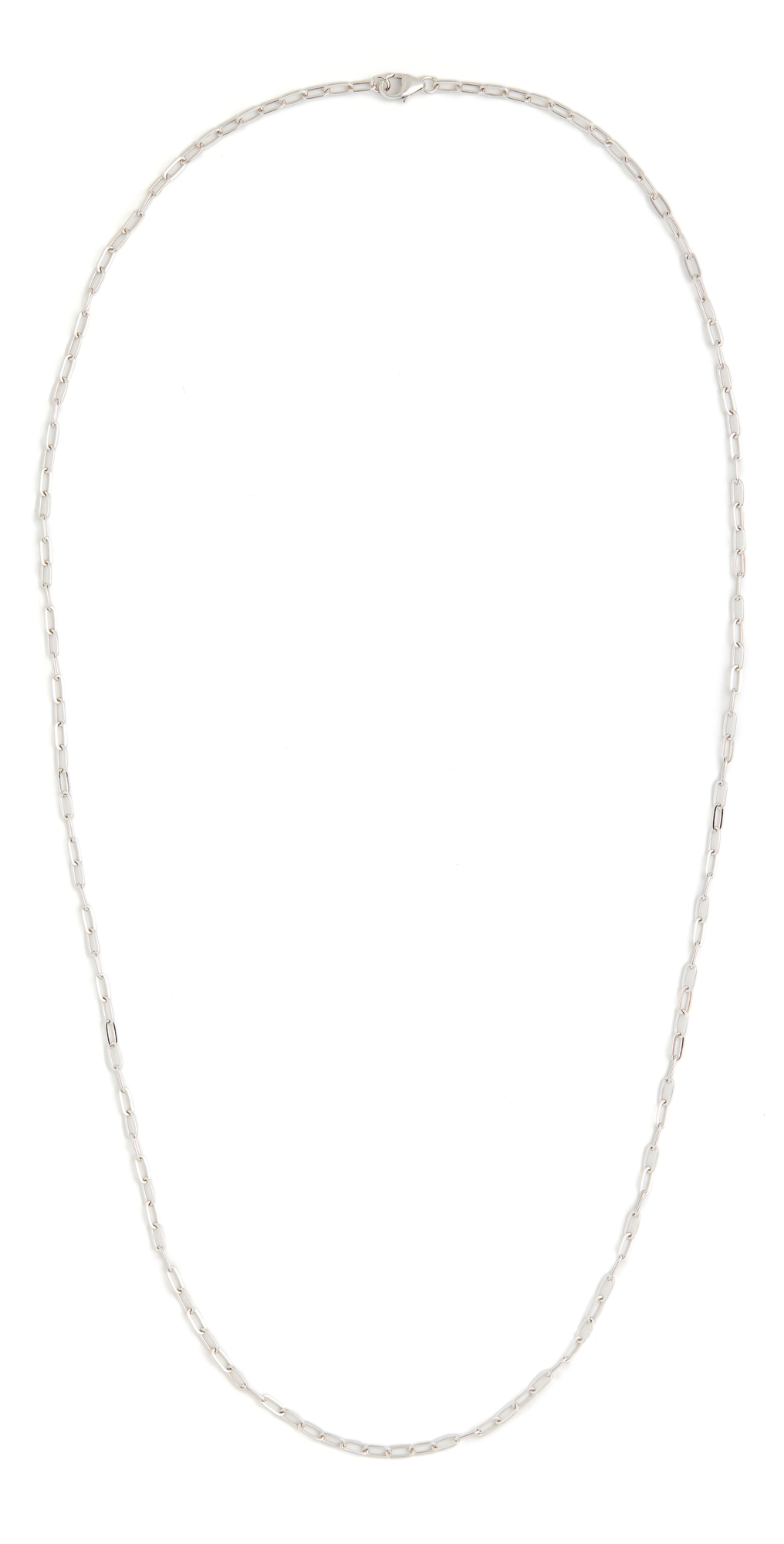 2.5MM Cable Chain Necklace