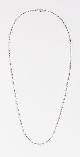 Miansai - Rope Chain Necklace