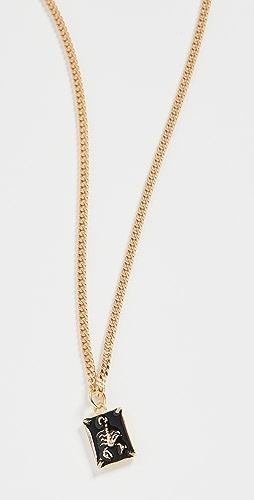 Miansai - Scorpius Pendant Necklace
