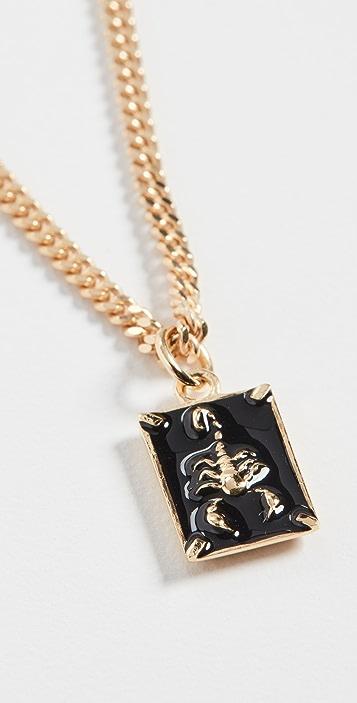Miansai Scorpius Pendant Necklace