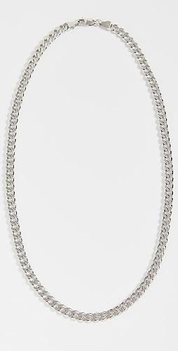 Miansai - 6.5mm Cuban Chain Necklace