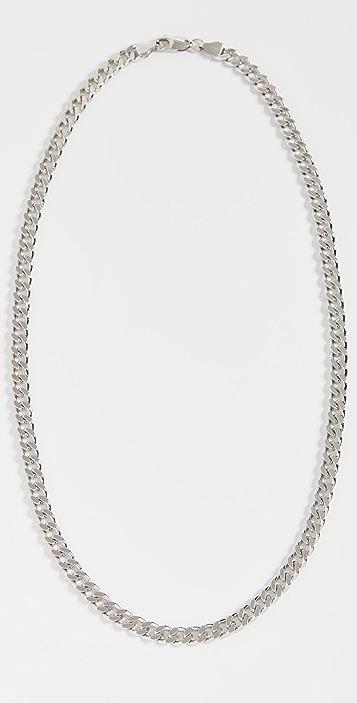Miansai 6.5mm Cuban Chain Necklace