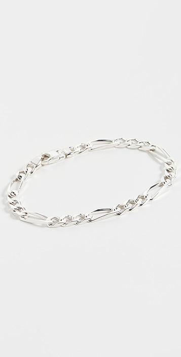Miansai 5mm Figaro Chain Bracelet