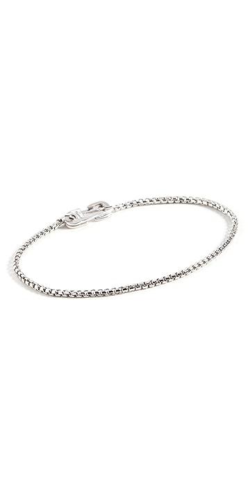 Miansai Annex Venetian Chain Bracelet