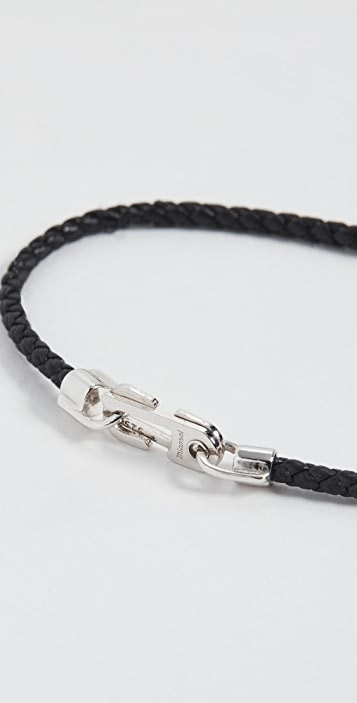 Miansai Annex Leather Bracelet