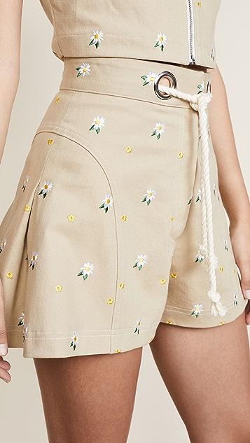Miaou Greta Shorts