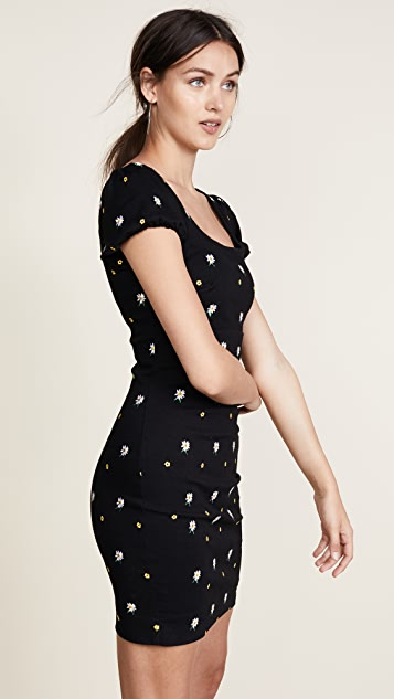 Miaou Maisie Cap Sleeve Dress