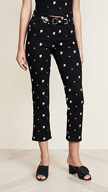 Miaou Tommy Straight Leg Jeans