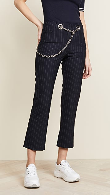 Miaou Tommy Straight Leg Pants