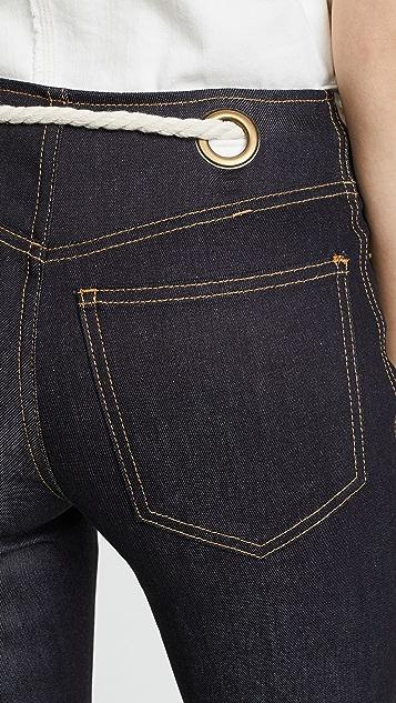 Miaou Morgan Flare Jeans