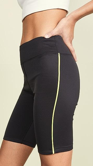 Miaou Alix 机车风格短裤