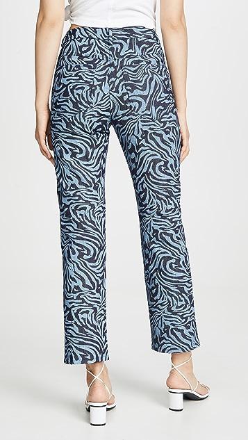 Miaou Zip Fly Junior Pants