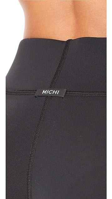 MICHI Vyper Crop Leggings