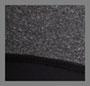 серый меланж/черный
