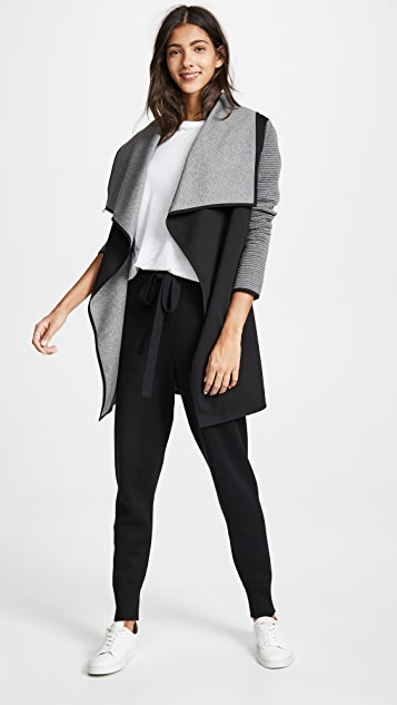 MICHI Dusk Wrap Jacket