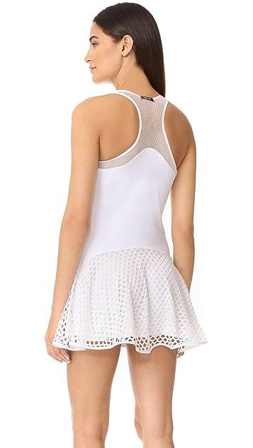MICHI Antigravity Tennis Dress