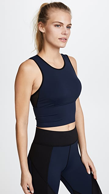 MICHI Ignite Crop Top