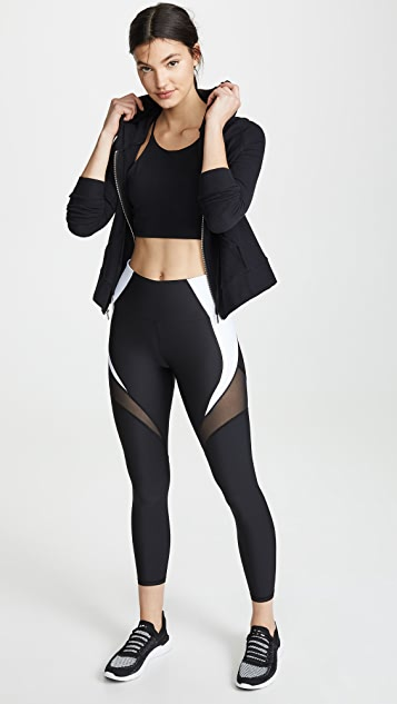 MICHI Glow High Waisted Leggings