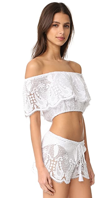 Miguelina Dakota Mirage Top