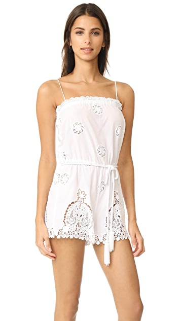Miguelina Peggy Versailles Romper