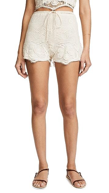 Miguelina Yara Shorts