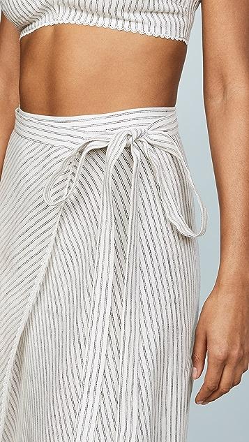 c1f2837678d ... Miguelina Ballerina Skirt ...