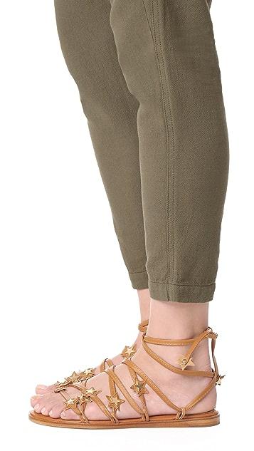 Miista Rula Star Sandals
