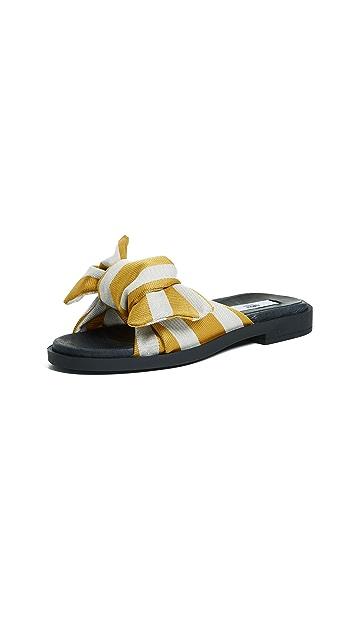 Miista Valerie Bow Sandals