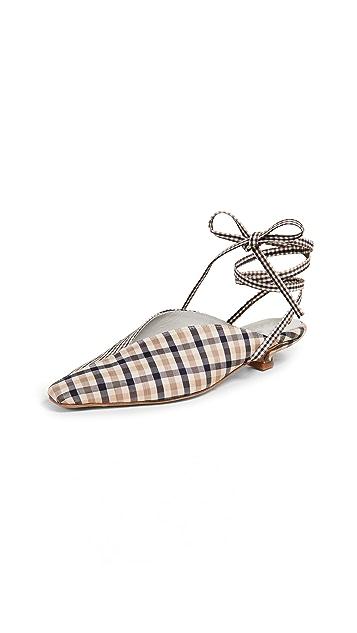 Miista Туфли-лодочки Pierette на каблуке «рюмочка»
