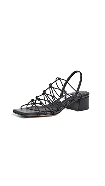 Miista Frida Block Heel Sandals