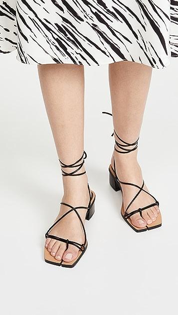 Miista Cimarron 凉鞋