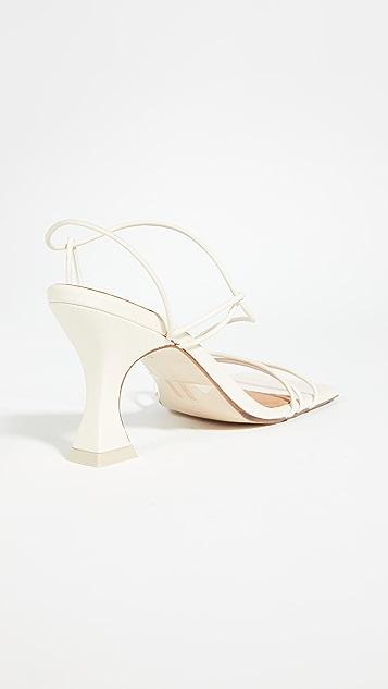 Miista Sally Crab 凉鞋