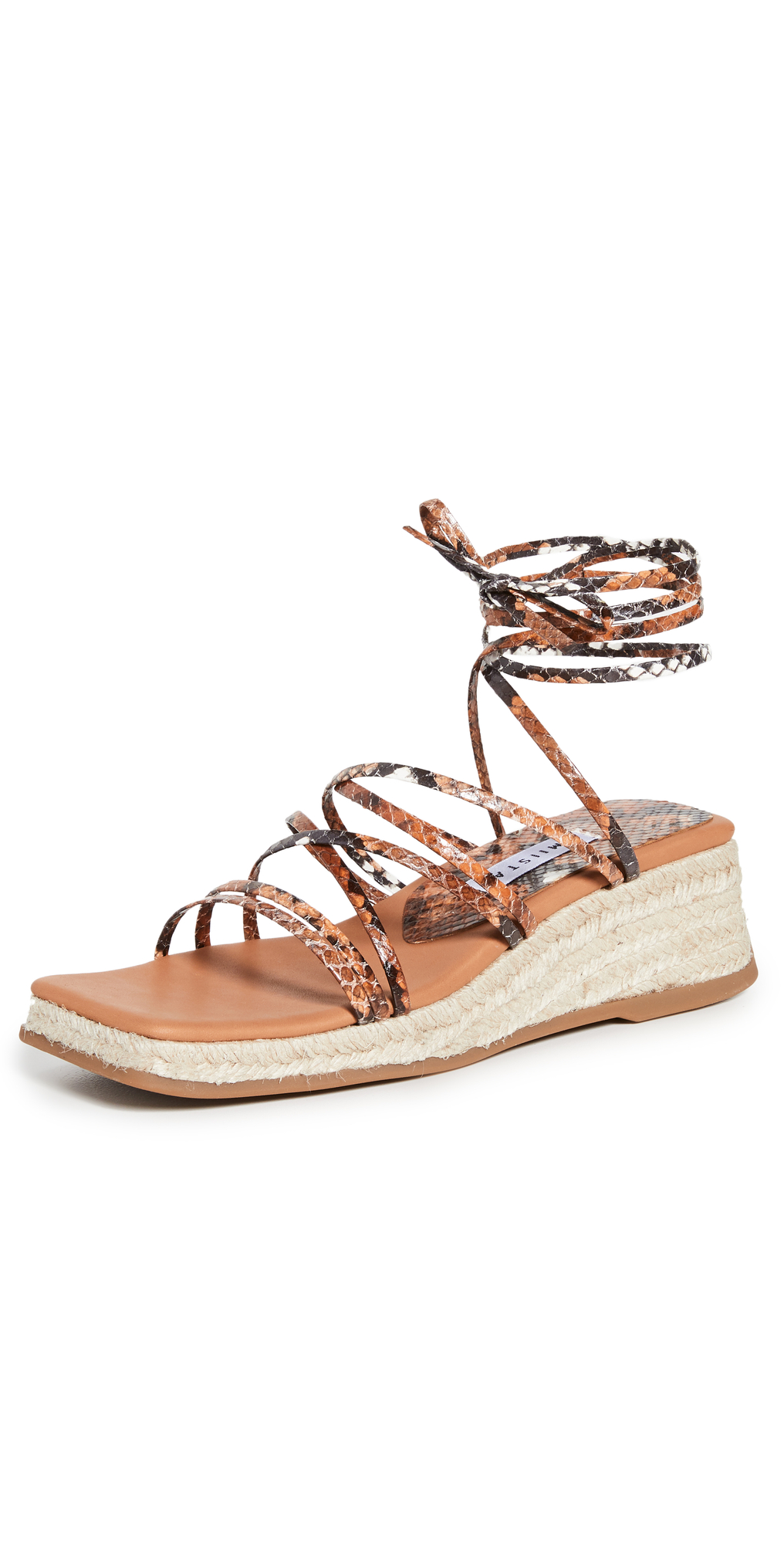 Kathryn Espadrille Lace Up Sandals