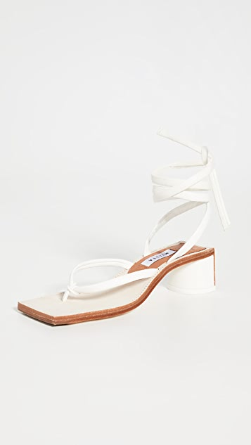 Miista Leslie Wrap Up Sandals