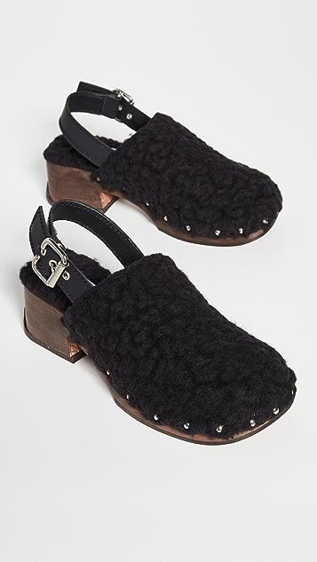 Miista Lana 木底鞋