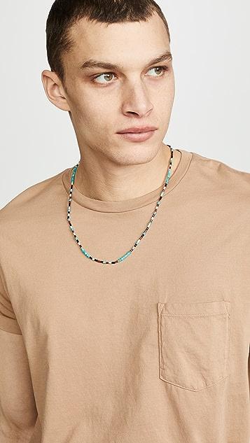 Mikia Arizona Tube Beads Necklace
