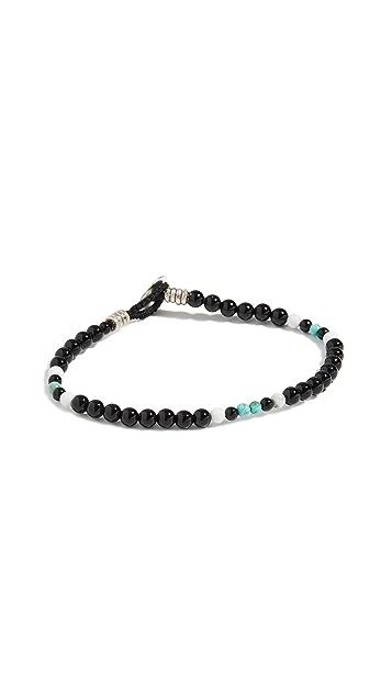 Mikia Multi Beads Bracelet