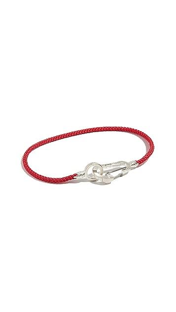 Mikia Snake Clip Bracelet