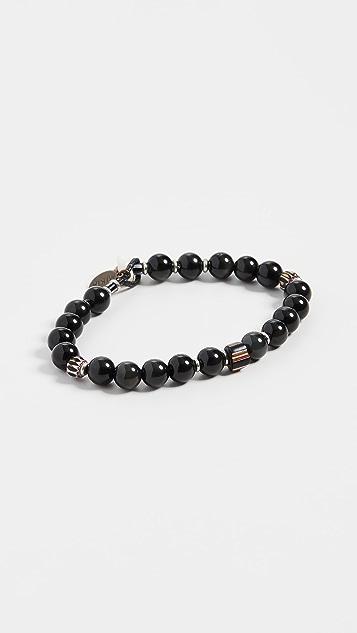 Mikia 8mm Beads Bracelet