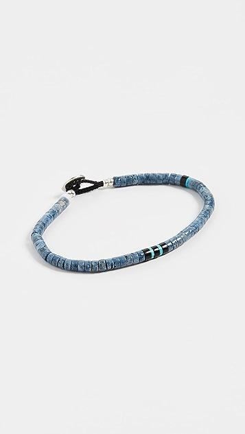 Mikia Tube Beads Bracelet